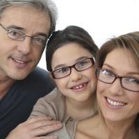 Family Eye Exams