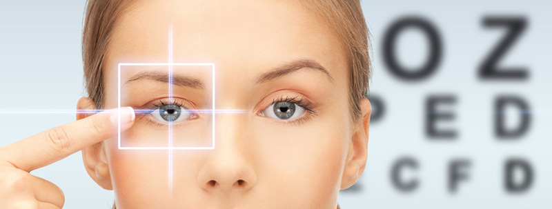Is vision correction surgery for you?