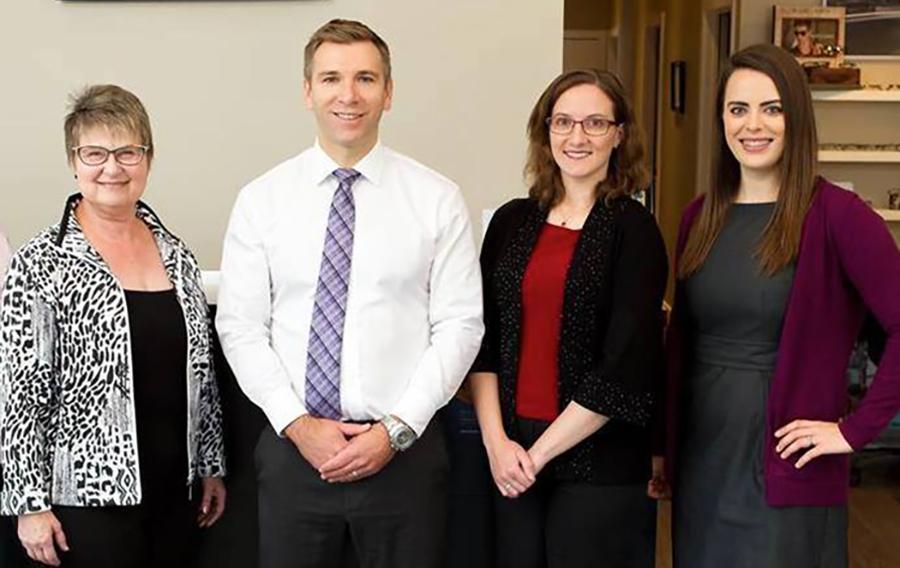 Crescent Heights Optometry Team
