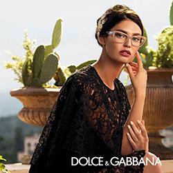 Dolce & Gabbana Designer Glasses