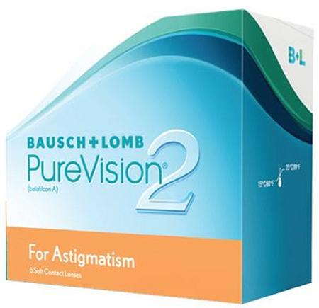 PureVision2 Astigmatism