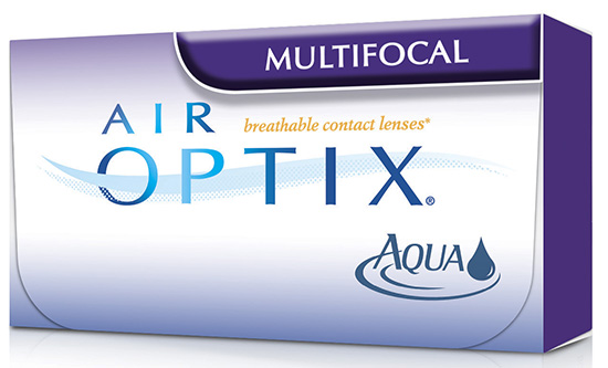 MultFocal Air Optix