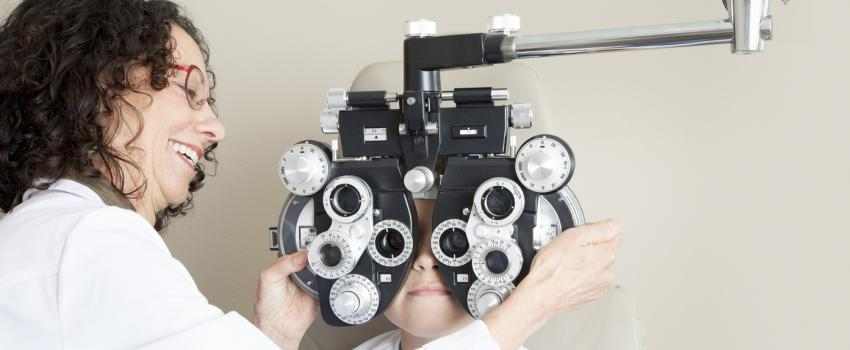 An Eye Exam Can Detect and Help Manage Diabetes