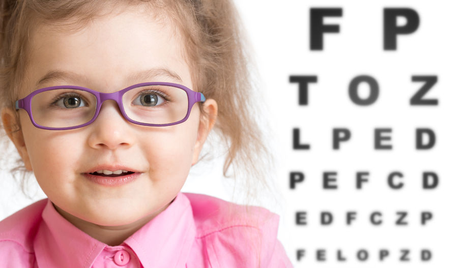 Key signs that your child is having vision problems