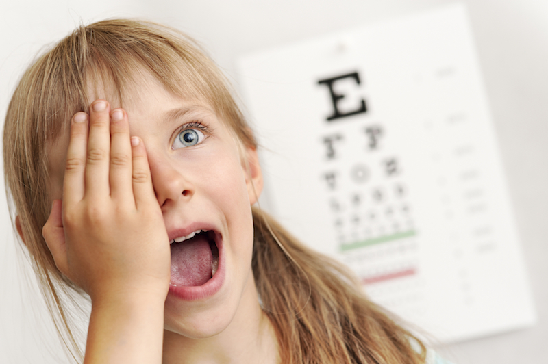 Children's Vision and Eye Health