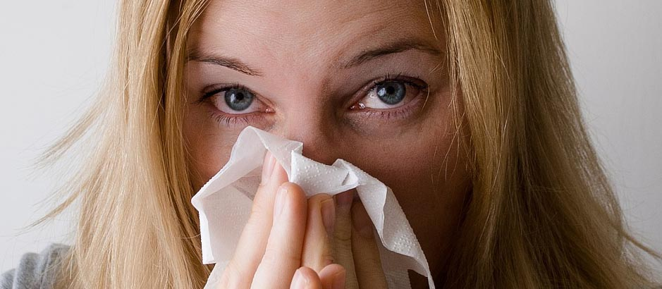 Managing Spring Allergies